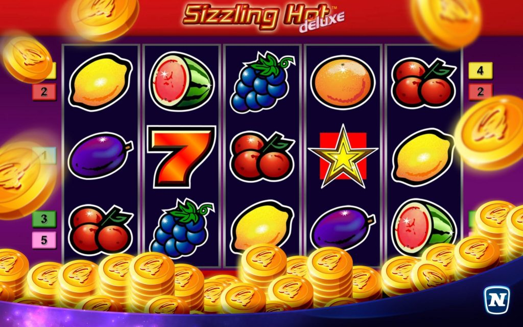 Sizzling Hot Deluxe Slot Machine: Play Online and Review