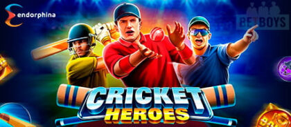 Cricket Heroes from Endorphina