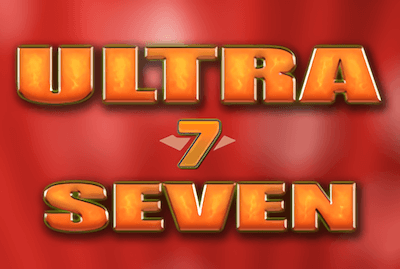 Ultra Seven Slot Machine: Play Online and Review