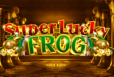 Super Lucky Frog Slot Machine: Play Online and Review