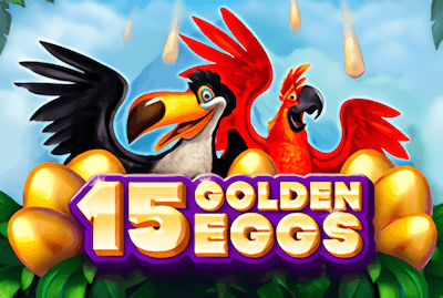 15 Golden Eggs Slot Machine: Play Online and Review