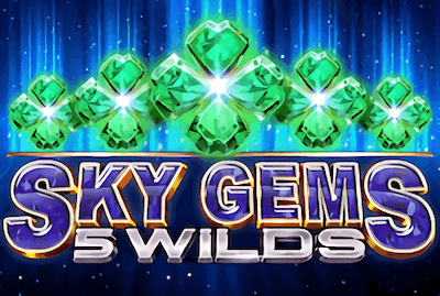 Sky Gems 5 Wilds Slot Machine: Play Online and Review