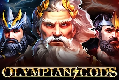 Olympian Gods Slot Machine: Play Online and Review