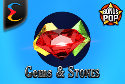 Gems & Stones Slot Machine: Play Online and Review