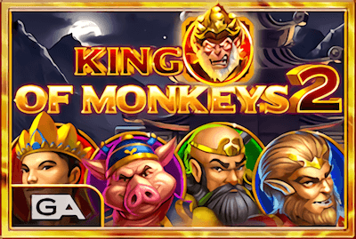 King Of Monkeys 2 Slot Machine: Play Online and Review