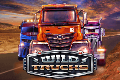 Wild Trucks Slot Machine: Play Online and Review
