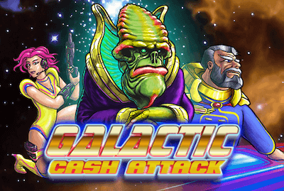 Galactic Cash Slot Machine: Play Online and Review