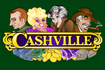 Cashville Slot Machine: Play Online and Review
