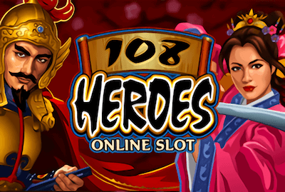 108 Heroes Slot Machine: Play Online and Review