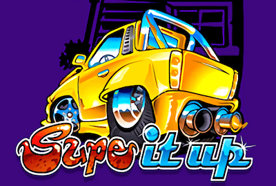 Supe It Up Slot Machine: Play Online and Review