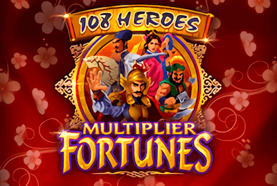 108 Heroes Multiplier Fortunes Slot Machine: Play Online and Review