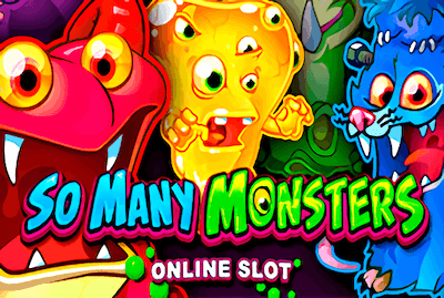 So Many Monsters Slot Machine: Play Online and Review