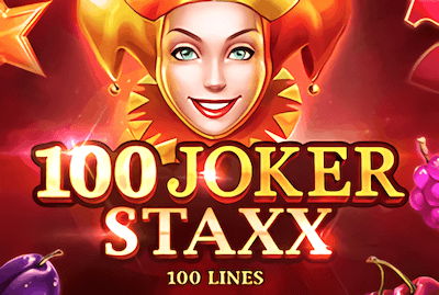 100 Joker Staxx Slot Machine: Play Online and Review