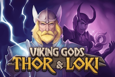 Viking Gods: Thor and Loki Slot Machine: Play Online and Review