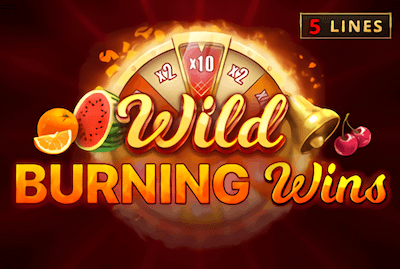 Wild Burning Wins: 5 lines Slot Machine: Play Online and Review