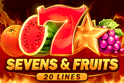 Sevens & Fruits: 20 lines Slot Machine: Play Online and Review