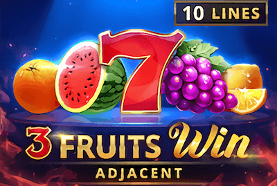 3 Fruits Win: 10 lines Slot Machine: Play Online and Review