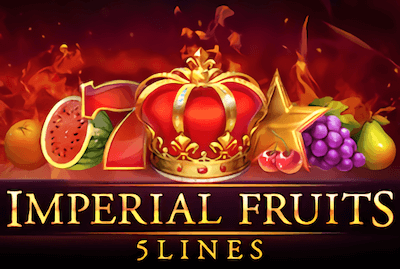 Imperial Fruits: 5 lines Slot Machine: Play Online and Review