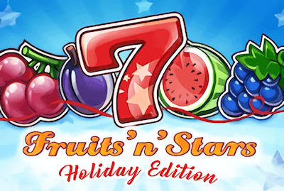 Fruits and Stars: Holiday Edition Slot Machine: Play Online and Review