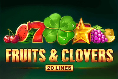 Fruits & Clovers: 20 lines Slot Machine: Play Online and Review