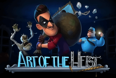 Art of the Heist Slot Machine: Play Online and Review
