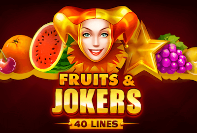 Fruits & Jokers: 40 lines Slot Machine: Play Online and Review
