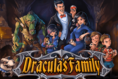 Dracula's Family Slot Machine: Play Online and Review
