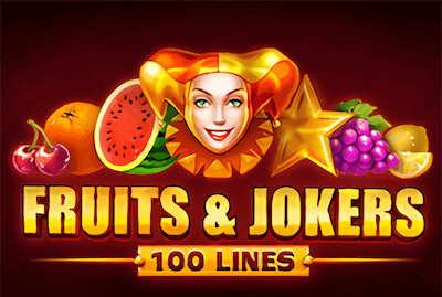 Fruits and Jokers: 100 Lines Slot Machine: Play Online and Review