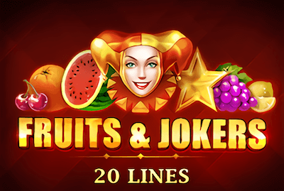 Fruits & Jokers: 20 Lines Slot Machine: Play Online and Review