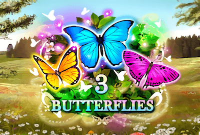 3 Butterflies Slot Machine: Play Online and Review