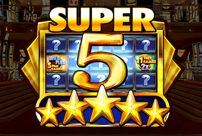 Super 5 Stars Slot Machine: Play Online and Review