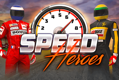 Speed Heroes Slot Machine: Play Online and Review
