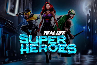 Real Life Super Hero Lite Slot Machine: Play Online and Review