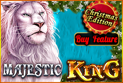 Majestic King - Christmas Edition Slot Machine: Play Online and Review