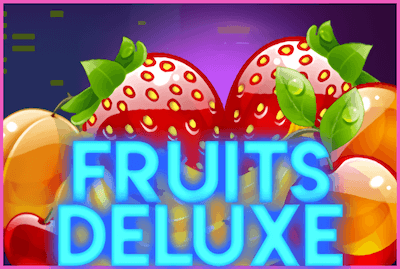 Fruits Deluxe Slot Machine: Play Online and Review