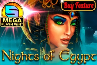 Nights of Egypt Slot Machine: Play Online and Review