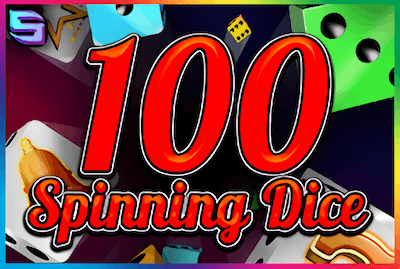 100 Spinning Dice Slot Machine: Play Online and Review