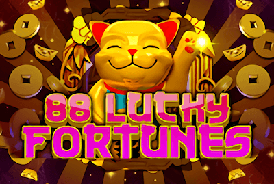 88 Lucky Fortunes Slot Machine: Play Online and Review