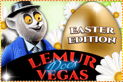 Lemur Does Vegas - Easter Edition Slot Machine: Play Online and Review