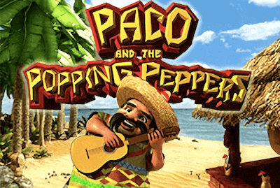 Paco and the Popping Peppers Slot Machine: Play Online and Review