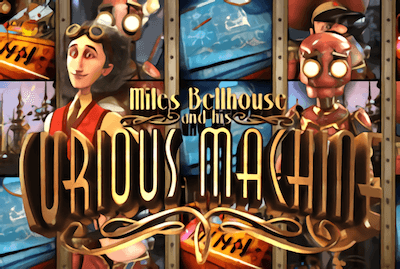 The Curious Machine Plus Slot Machine: Play Online and Review