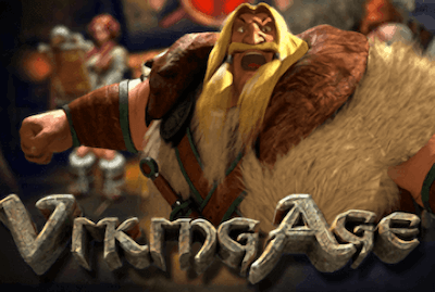 Viking Age Slot Machine: Play Online and Review
