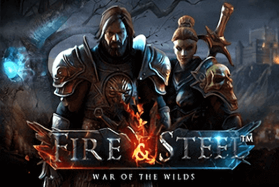 Fire & Steel Slot Machine: Play Online and Review