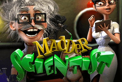 Madder Scientist Slot Machine: Play Online and Review