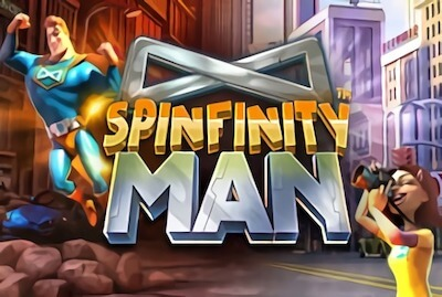 Spinfinity Man Slot Machine: Play Online and Review