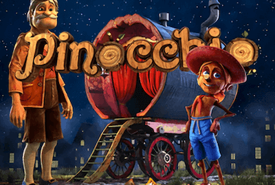 Pinocchio Slot Machine: Play Online and Review