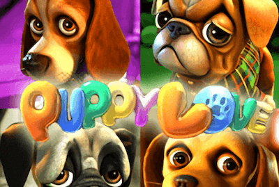 Puppy Love Plus Slot Machine: Play Online and Review
