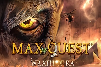 MAX QUEST: WRATH OF RA Slot Machine: Play Online and Review