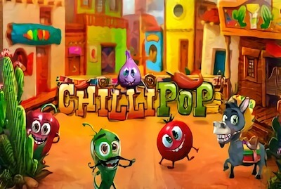 Chilli Pop Slot Machine: Play Online and Review