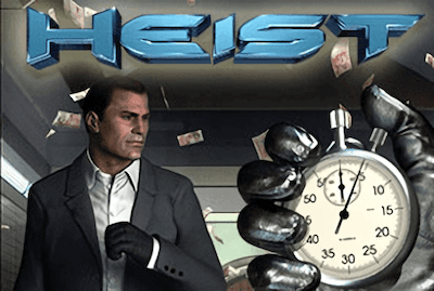 Heist Slot Machine: Play Online and Review